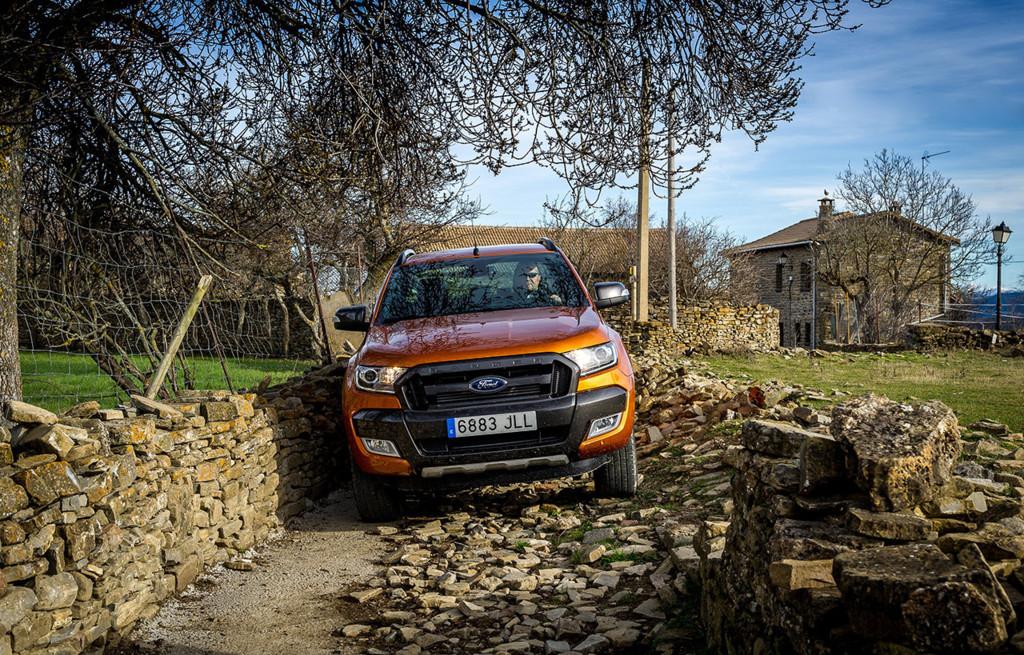 Ford Ranger 09