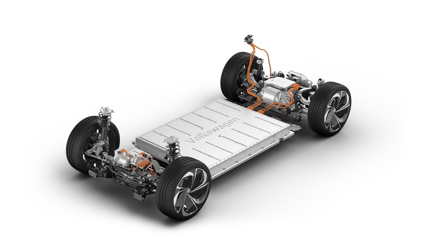 Foto de Volkswagen ID. Space Vizzion Concept (3/32)
