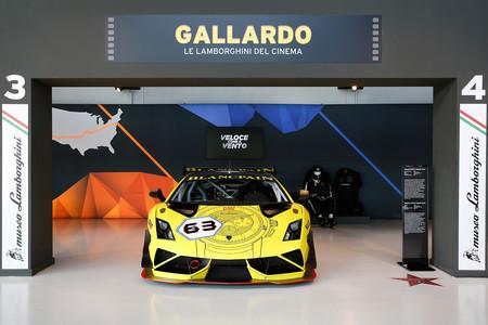 Emociones de Película: la exposición de los Lamborghini de cine