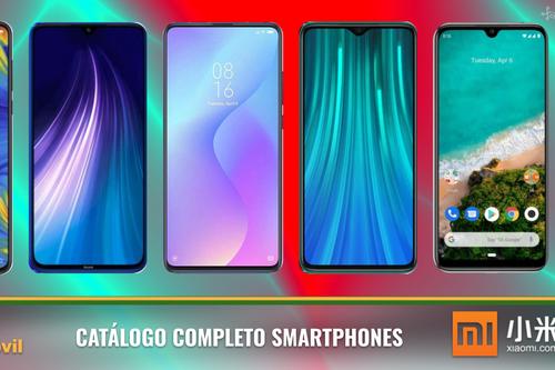 Xiaomi Redmi Note 8 y Note 8 Pro, así encajan dentro del catálogo completo de móviles Xiaomi en 2019