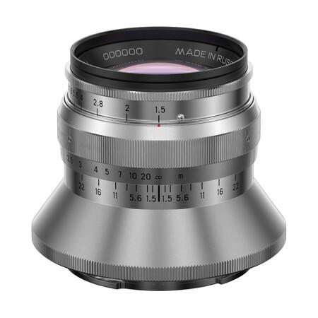 Lens Zenitar 1 5 50 E Mount