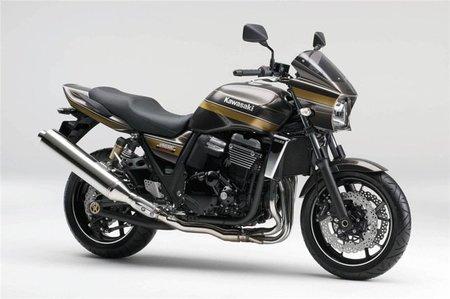Motos vetadas: Kawasaki ZRX1200 solo para Japón