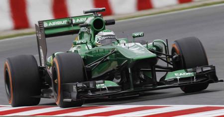 Heikki Kovalainen no se plantea sustituir a Giedo Van der Garde