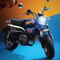 La Honda Monkey Hot Wheels Edition es el juguete para niños mayores que todos querríamos tener en el garaje