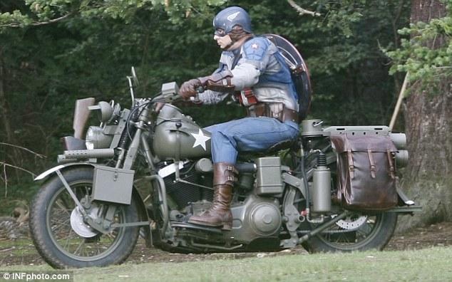 Foto de 'Captain America: The First Avenger', primeras imágenes (1/7)