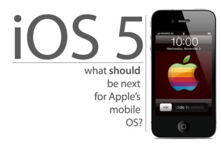 iOS 5 y un renovado MobileMe podrían ser presentados en abril