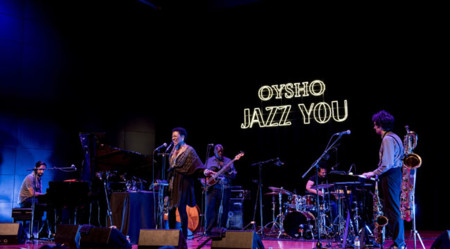 China Moses Oysho Jazz You Madrid