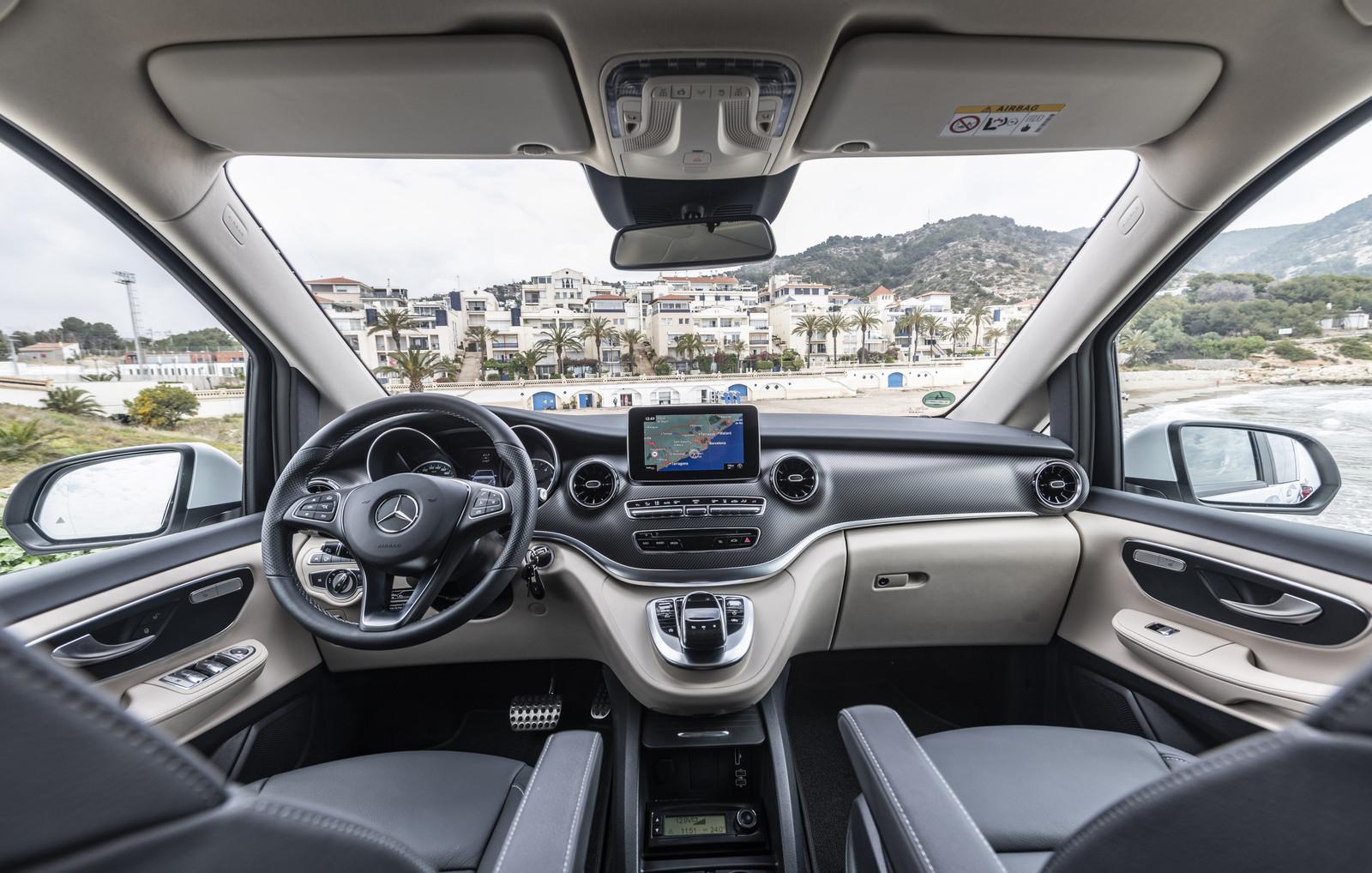 Foto de Mercedes-Benz Marco Polo 2019 (28/49)
