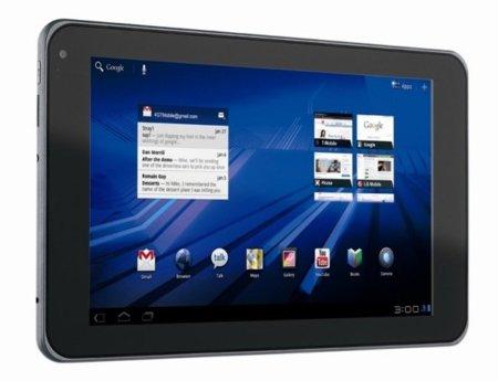 LG G-Slate con pantalla 3D