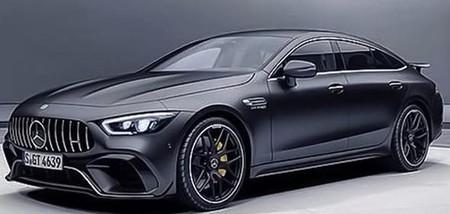 Filtrado el Mercedes-Benz AMG GT4 —poco tiempo— antes de su presentación