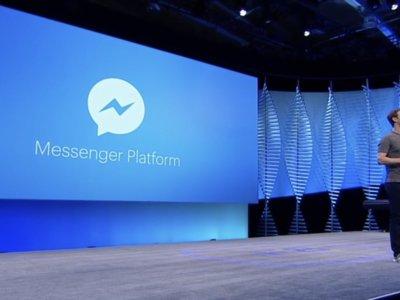 Bots en Messenger, 'Save to Facebook' y vídeo en 360º: esto es lo que ha presentado Facebook en su F8