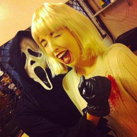 Scream Disfraz