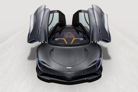 Te presentamos a 'Albert', un McLaren Speedtail verdaderamente único firmado por MSO