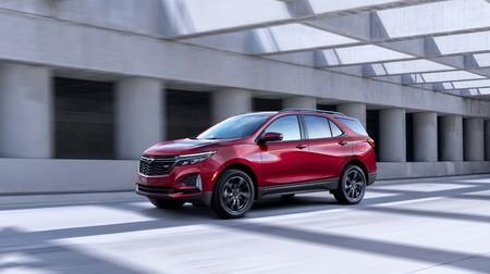 Chevrolet Equinox 2021 2