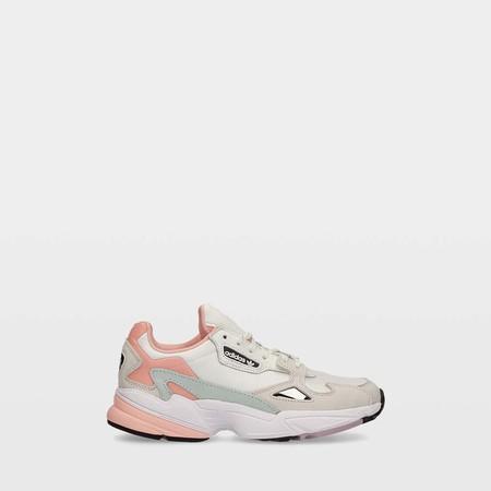 Zapatillas Adidas Falcon Rosa 7434016 1