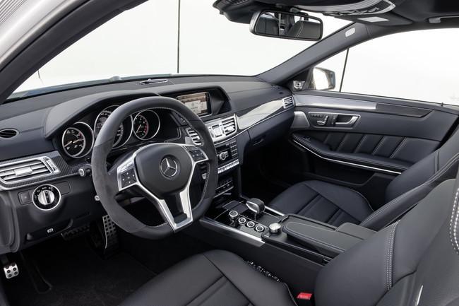 Mercedes-Benz E 63 AMG 2013