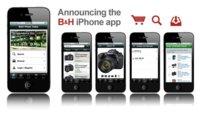 B&H lanza su aplicación para iOS: busca y compra en su tienda desde tu iPhone, iPod Touch o iPad