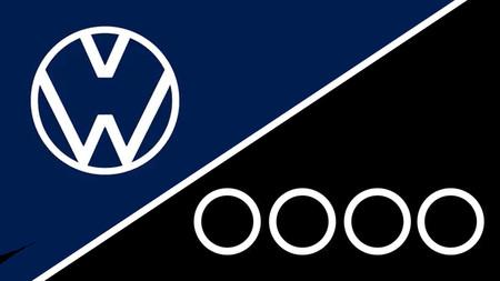 Volkswagen y Audi modifican sus logos para promover la sana distancia