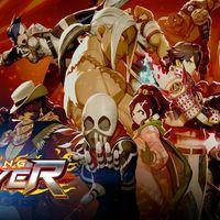 Fighting EX Layer pone rumbo a PC: Skullomania debutará en Steam a 4K