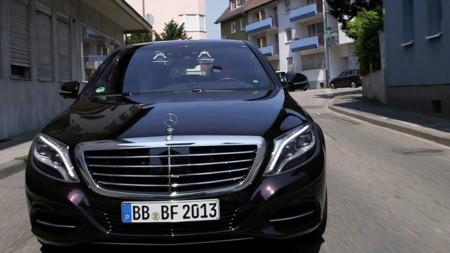 Mercedes Benz Autonomo