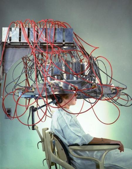 Así se miraba dentro del cerebro hace 50 años: imagen de la semana