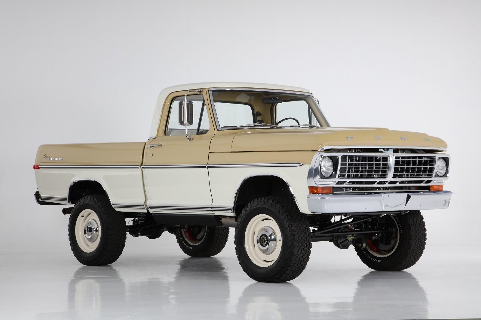Foto de ICON 4x4 Ranger 1970 Reformer Series (9/38)
