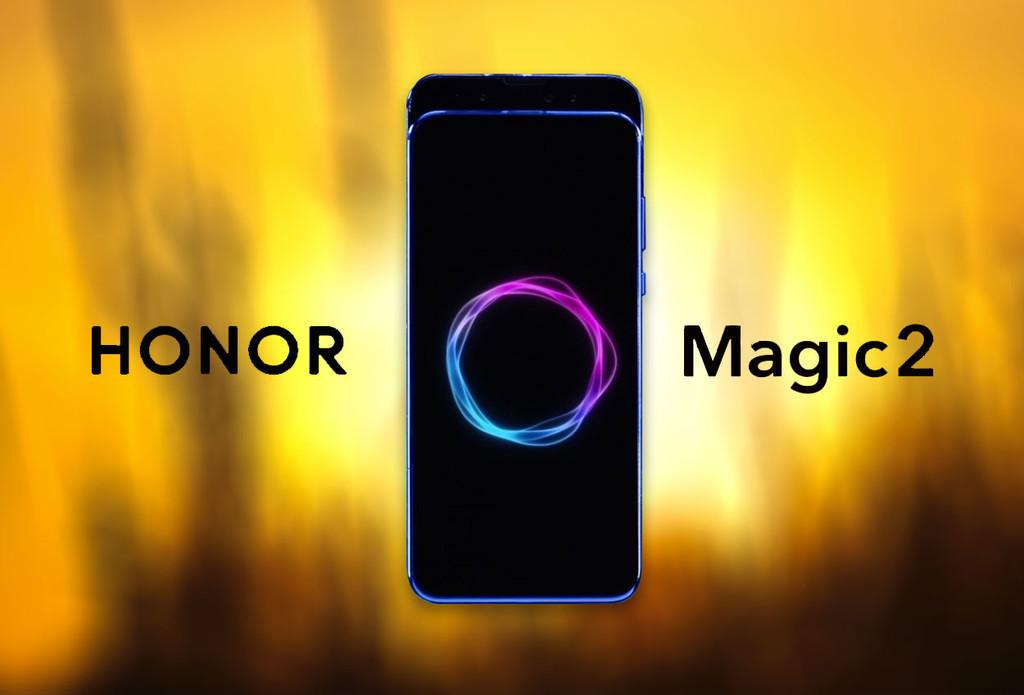 Honor Magic 2: todo lo que creemos saber del próximo móvil con cámara frontal extraíble y pantalla sin marcos ni