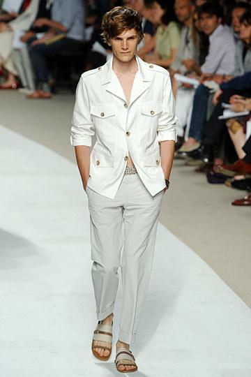 Foto de Hermès, Primavera-Verano 2011 en la Semana de la Moda de París (6/22)