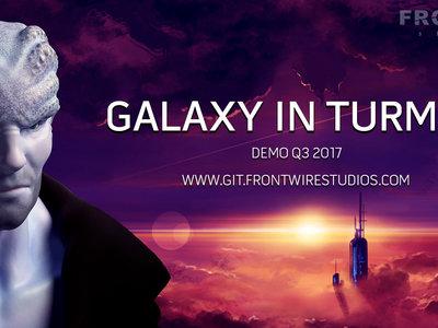 Galaxy in Turmoil muestra su progreso y uno de sus planetas en un nuevo vídeo