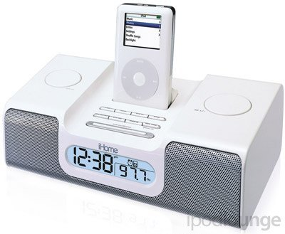iH5, el iPod-reloj-despertador
