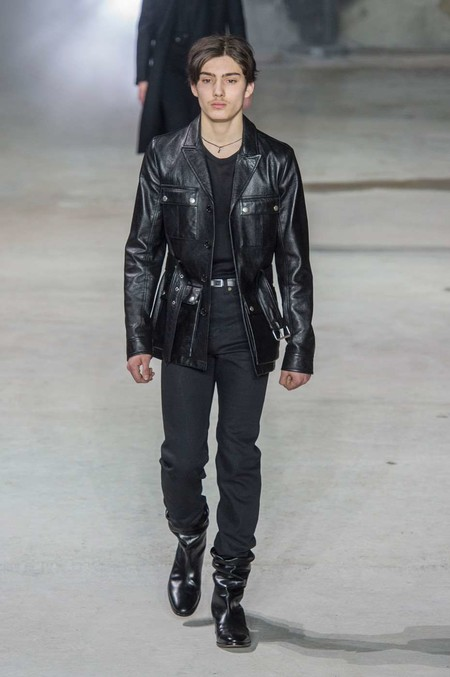 Saint Laurent Fall Winter 2017 Paris 10