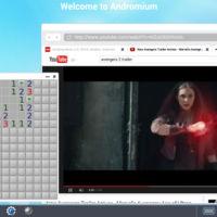 Andromium OS lanza su beta, y convierte a Android en sistema operativo de sobremesa
