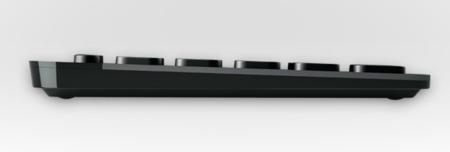 Logitech K810 de perfil