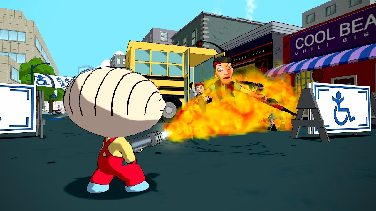 Foto de Family Guy: Back to the Multiverse - 27-07-2012 (4/10)