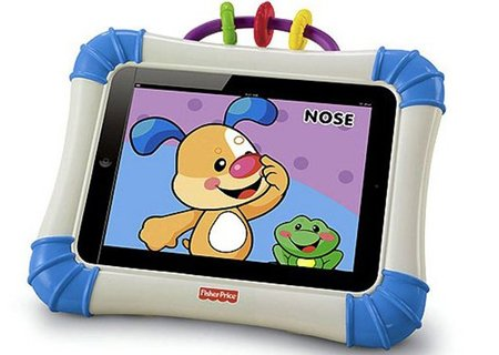 Funda activity Fisher-Price para iPad