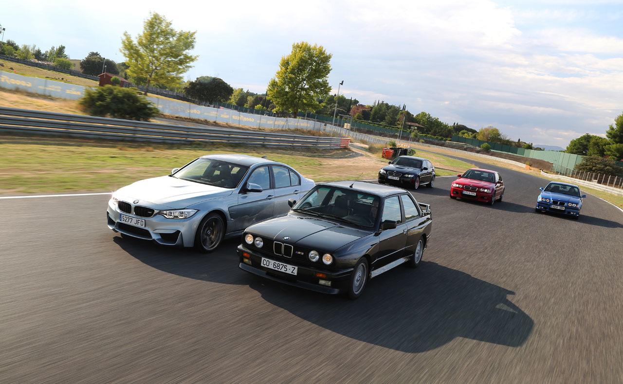 Foto de BMW M3 30 Aniversario (77/80)