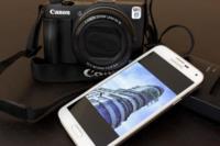 Samsung Galaxy S5 y Canon G1X MKII frente a frente fotográficamente