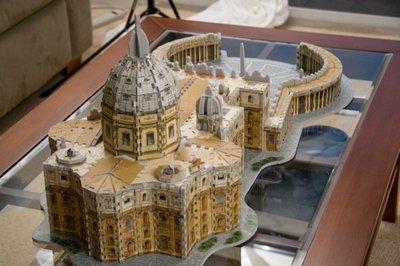 Puzzles en 3D para los niños