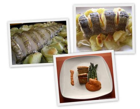 Menús de Navidad: recetas de pescados y mariscos