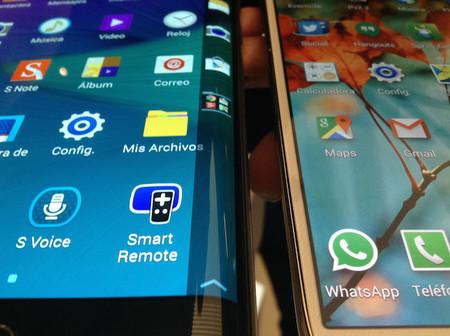Samsung Galaxy S6 en dos versiones, una de ellas con pantalla de tres lados; cámaras como protagonistas