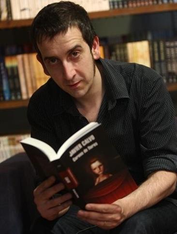 Javier Calvo es el ganador del Premio Biblioteca Breve 2012
