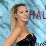 Blake Lively aún puede lucir corsé de Carolina Herrera para dejarnos a todos boquiabiertos