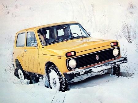 Lada Niva 2121 Prototype 1975