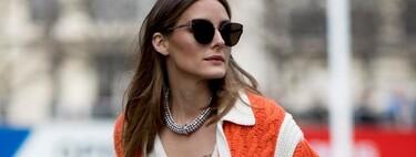 Siete cárdigans de punto firmados por H&M que son los mejores aliados para añadir un toque de color a nuestro look otoñal