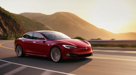 Tesla Fire1