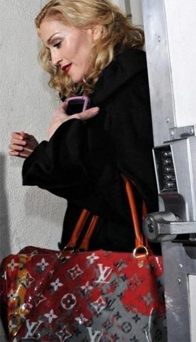 Madonna en la nueva campaña de Louis Vuitton