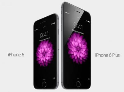 Wall Street Journal nos revela cifras de producción de los iPhone 6, y son impresionantes