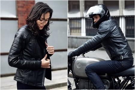 Knox te regala más de 100 euros en protecciones comprando una de sus chaquetas