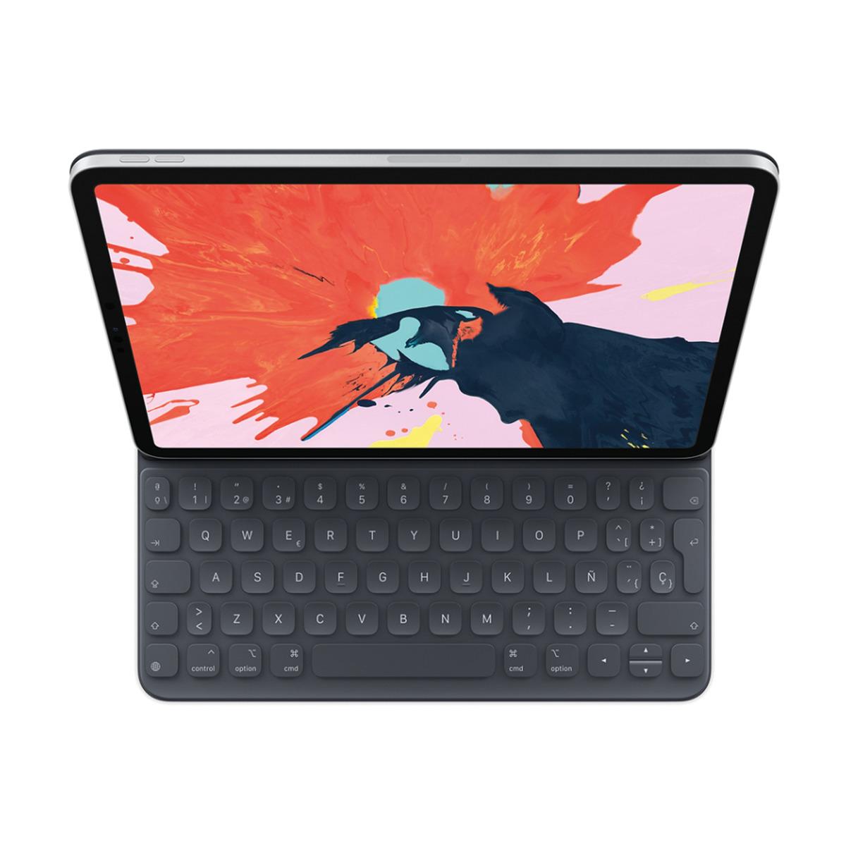 """Funda con teclado Apple Smart Keyboard Folio para iPad Pro de 27,94 cm (11"""")"""