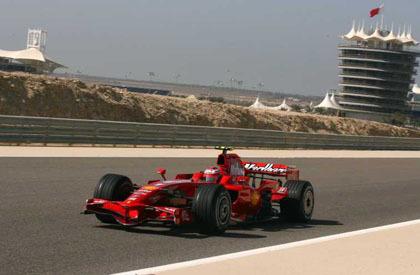 Ferrari y Toyota partirán con ventaja en Bahrein
